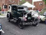 William Burton's pickup
