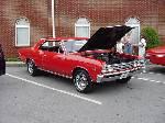 Dean Quinn's '67 Chevelle 454